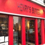 有名焼肉店がハンバーガー屋を出店『ヘンリーズバーガー(HENRY'S BURGER)』