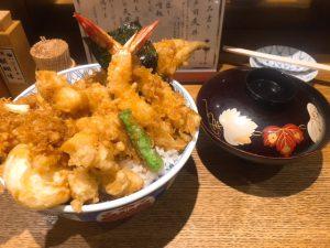 人気行列店!日本橋の「金子半之助」の絶品天丼