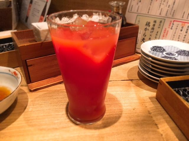 恵比寿のお洒落な立ち食い天ぷら屋!「喜久や」