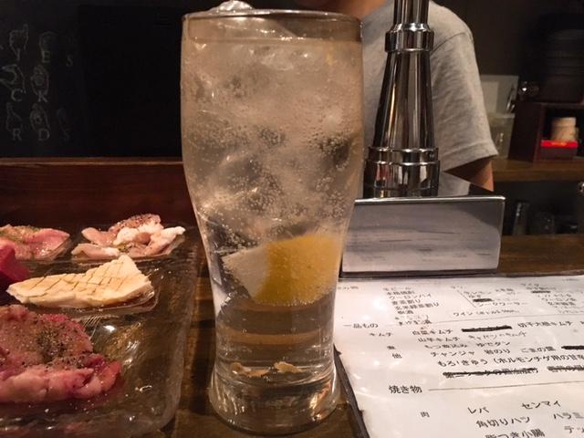 全メニュー500円!新鮮ホルモンを堪能!「小野田商店」(中目黒)
