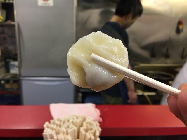 京成立石で餃子なら間違いなくここ!「餃子の店 蘭州」