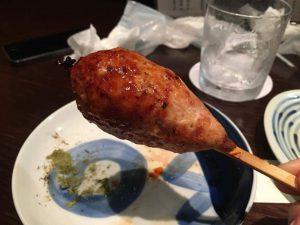 五反田の人気焼鳥店!「ぎたろう軍鶏 炭火焼鳥 たかはし」