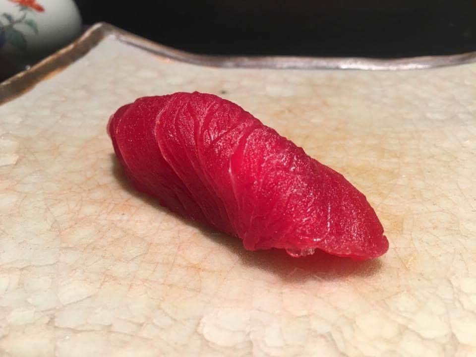 意心地の良いお寿司屋さんでした。「紋寿司」(祐天寺)