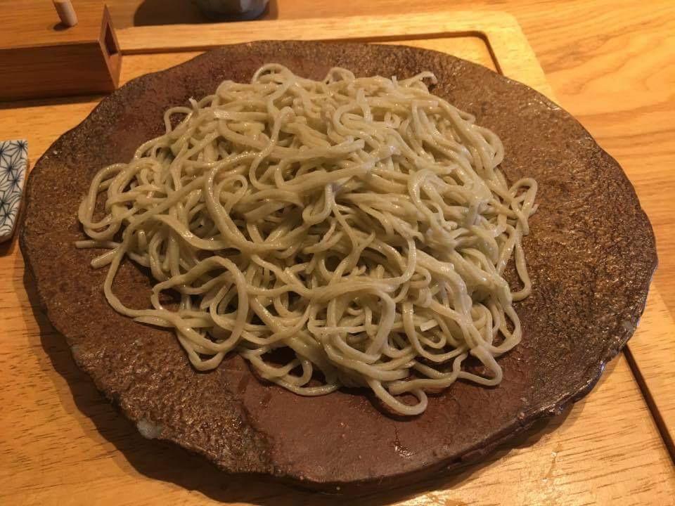 ミシュラン一つ星の蕎麦屋!「風来蕎」(たまプラーザ)