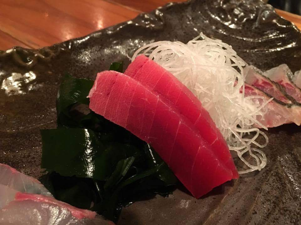 予約必須!日本酒と魚を楽しめるお店!「魚哲」(中目黒)