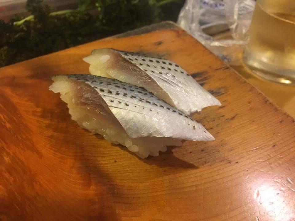 激安立食い寿司店!1貫30円〜「いさ美寿司」(大井町)