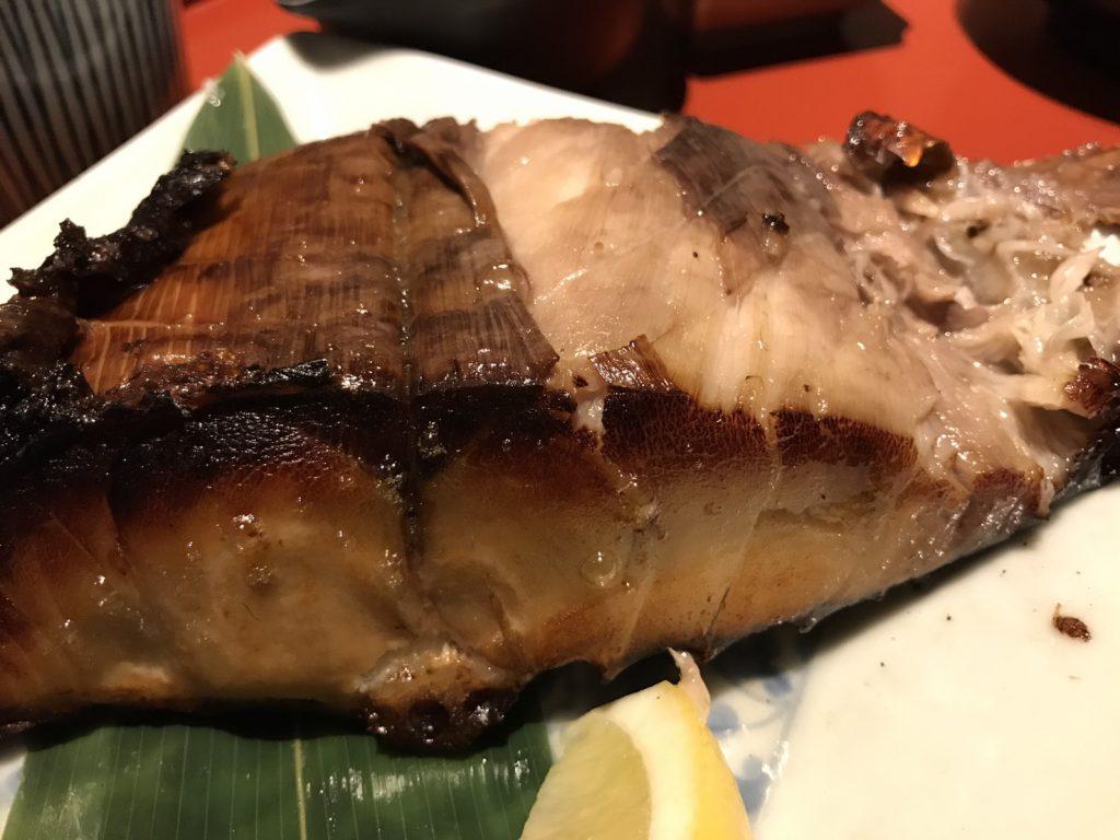 絶品焼魚ランチ!「旬の味 たき下(たきした)」(麻布十番)
