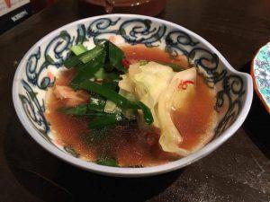 本場博多もつ鍋を一度は食べて欲しい!「やましょう」(人形町店)