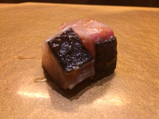予約必須!リーズナブルに楽しめる「まんてん鮨」(日本橋)