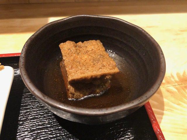 限定70食のアジフライ!行列覚悟の人気店!「京ばし松輪」(京橋)