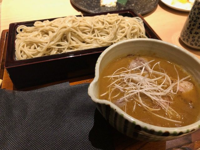 本格蕎麦に一品料理も最高!「鴨屋 そば香」(菊名・妙蓮寺)