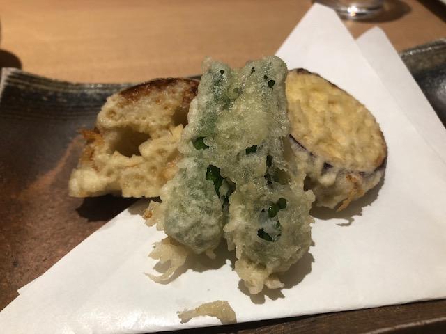 蕎麦屋のコース料理を堪能!「おそばの甲賀」(乃木坂)
