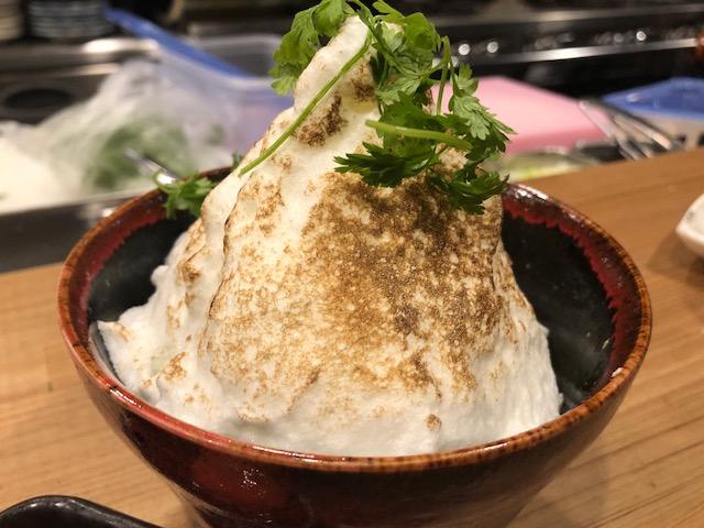 卵かけご飯が絶品!!「もつ焼 碁ゑん (ごえん)」(十条)