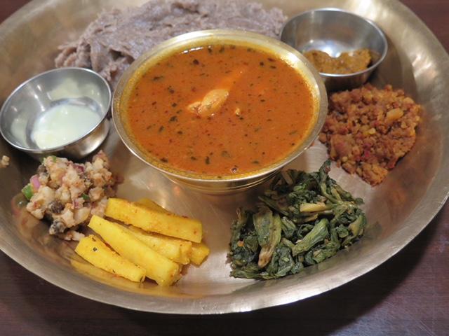 ネパール料理が旨い!「プルジャダイニング」(巣鴨)