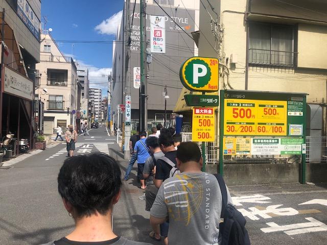 ルールを確認!小ラーメンを堪能!「ラーメン二郎 松戸駅前店」
