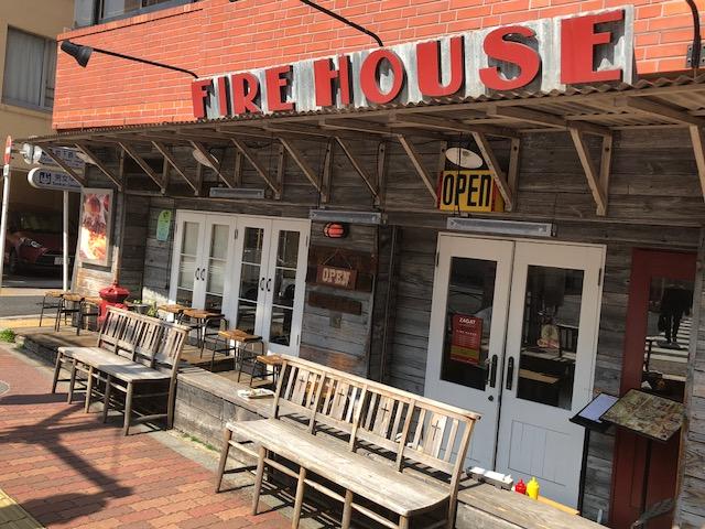 本郷三丁目で人気のハンバーガー屋!「ファイヤーハウス(FIRE HOUSE)」