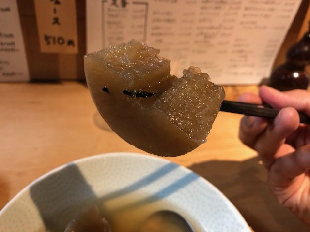 何食べても美味しい居酒屋に大変身!「おでん二毛作」(京成立石)