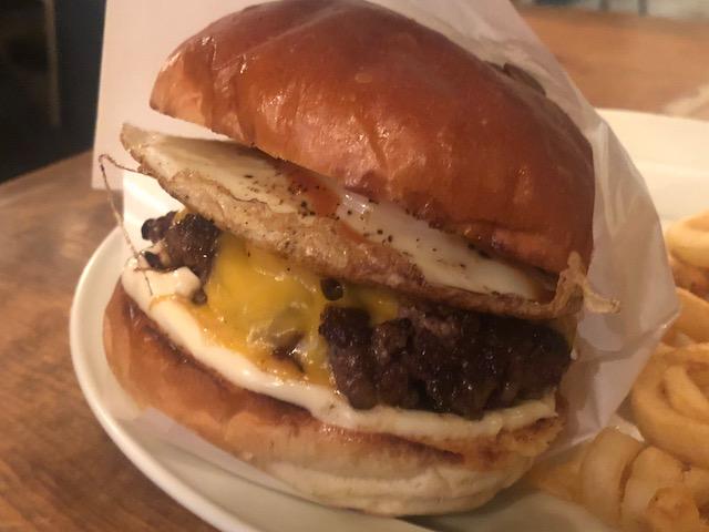 松戸でハンバーガーを食べるならここ!「R-S(アールズ)」(常盤台)