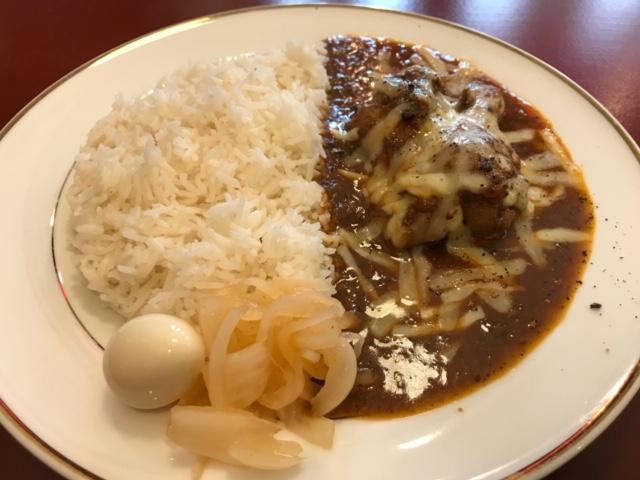 2種盛りスパイスカレーを堪能!「豆くじら」(高円寺)