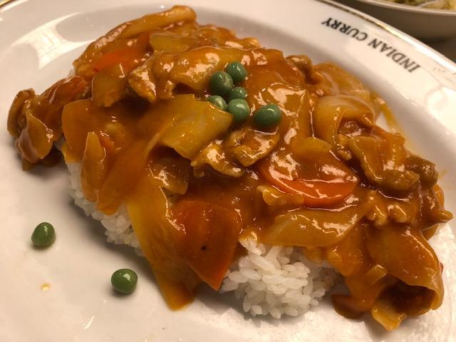 東京でも食べられるのが嬉しい!「インデアンカレー 丸の内店」