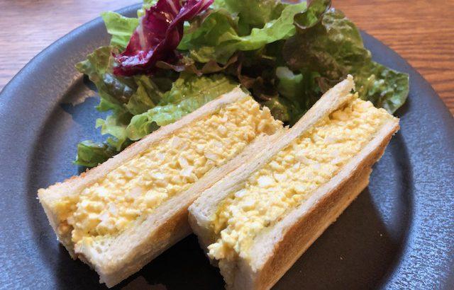 ランチでサクッと!卵サンドが絶品過ぎる「コホロ」(淀屋橋)