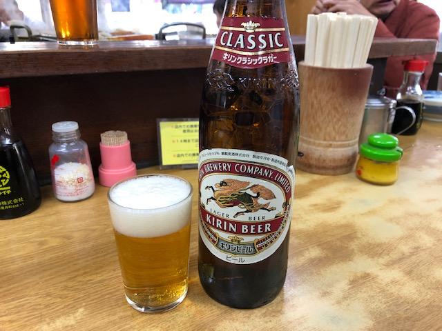 昼からおでんとビールを楽しめる!「関東煮 きくや」(大阪・玉造)