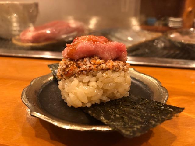ヘビロテしてる大好きな寿司屋!「鮨 かの」(一之江)