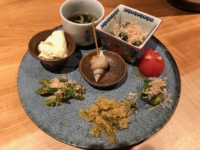 年末の日本酒飲みきりイベントに参加!!「酒 秀治郎」(恵比寿)