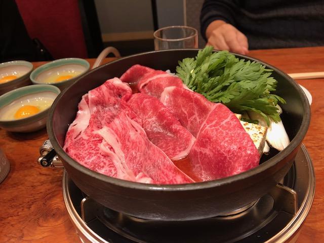 牛鍋コース料理を堪能!「荒井屋 本店」(関内・伊勢佐木長者町)
