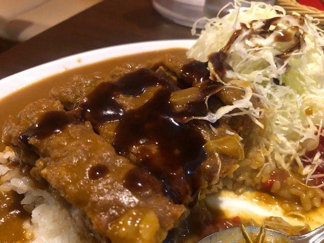 カツカレーのバランスが凄く良い!「キッチンすみっこ」(蒲田)