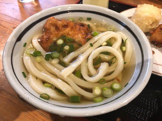 コシが凄過ぎる!!!「純手打ち讃岐うどん五郎」(錦糸町)