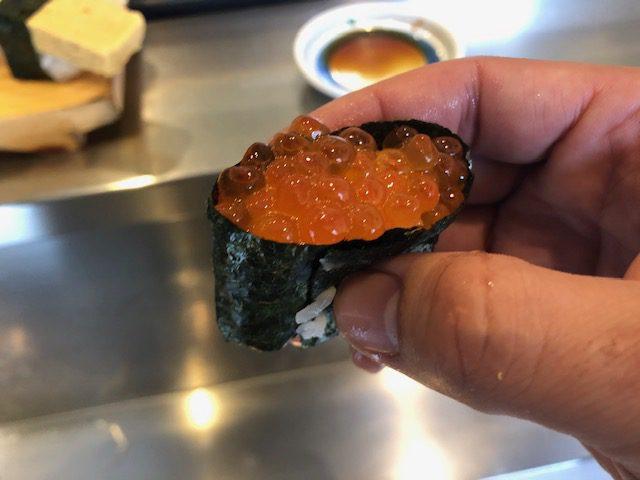 腹パンになるデカシャリ立喰い寿司屋!「吉光 船橋北口店」(千葉県・船橋)