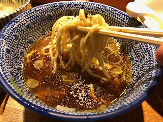 清湯つけそばと特製卵かけご飯を堪能!「神田 勝本」(神保町)