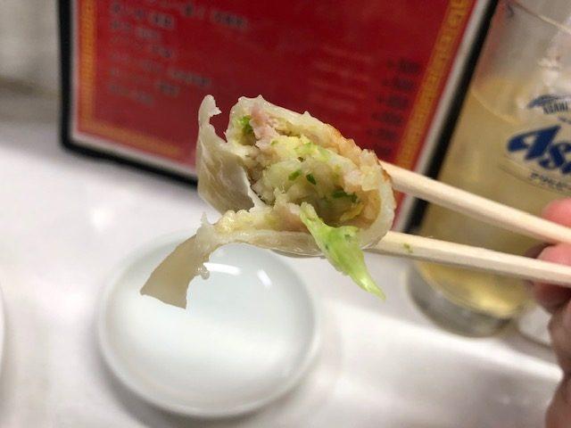 タンメン、餃子、チャーハンが旨い!「珍々軒 (ちんちんけん)」(上野)