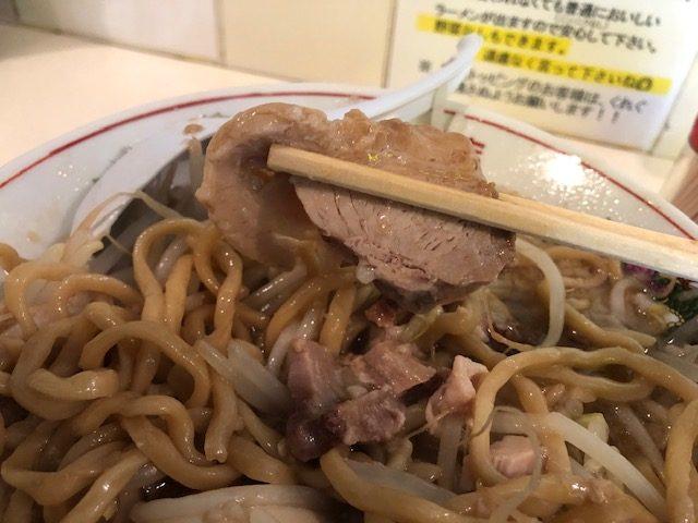 二郎インスパイアが味わえる!?「麺家 ぶんすけ」(浅草)