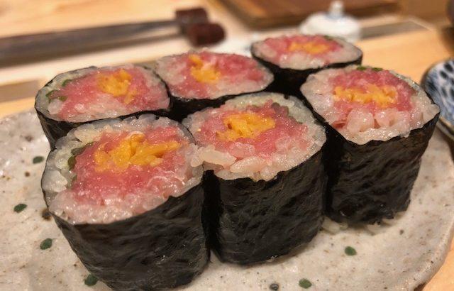 安定した大好きなお寿司屋さん!「らんまる」(目黒・不動前)