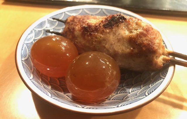 予約必須!こだわりが強い焼鳥店「蘭奢待」(神保町)のコース料理を楽しんできた