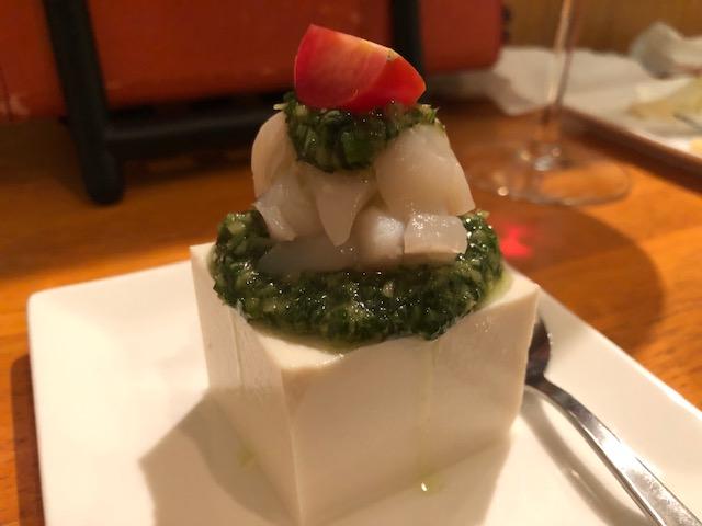 中華とイタリアンを融合した料理の数々!「Nomka(ノムカ)」(赤羽)