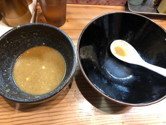 濃厚つけ麺の名店へ行ってきた!「銀座 朧月(おぼろづき)」