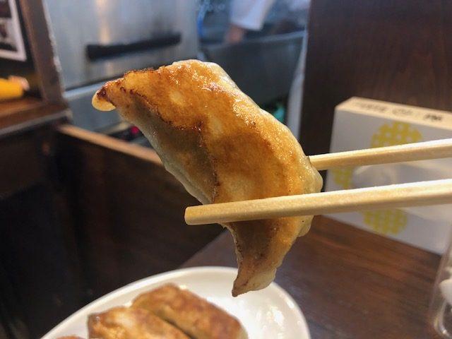 タンメンと餃子が名物!「来々軒」(木場・東陽町)