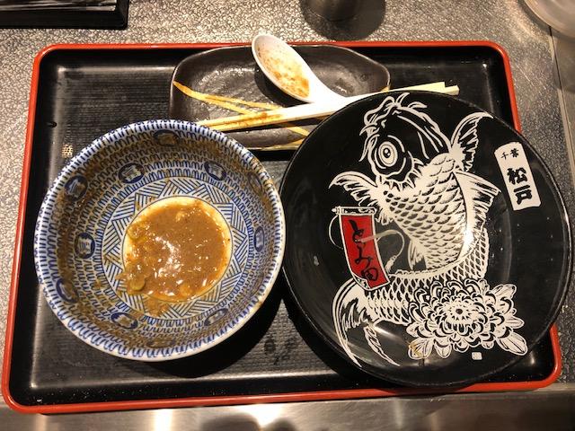 つけ麺の名店が東京駅にやってきた!「松戸富田麺絆」