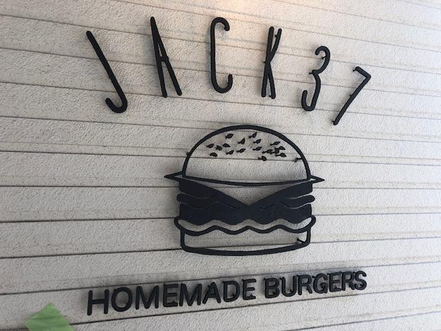 小伝馬町で人気のハンバーガ屋!「Jack37Burger(ジャックサンナナバーガー)」