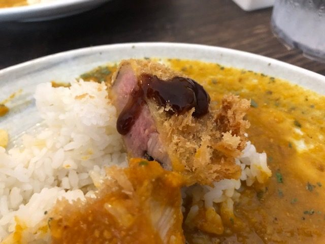 低温調理のスパイスカツカレー!「カレーピーク(curry peak)」(浅草橋)