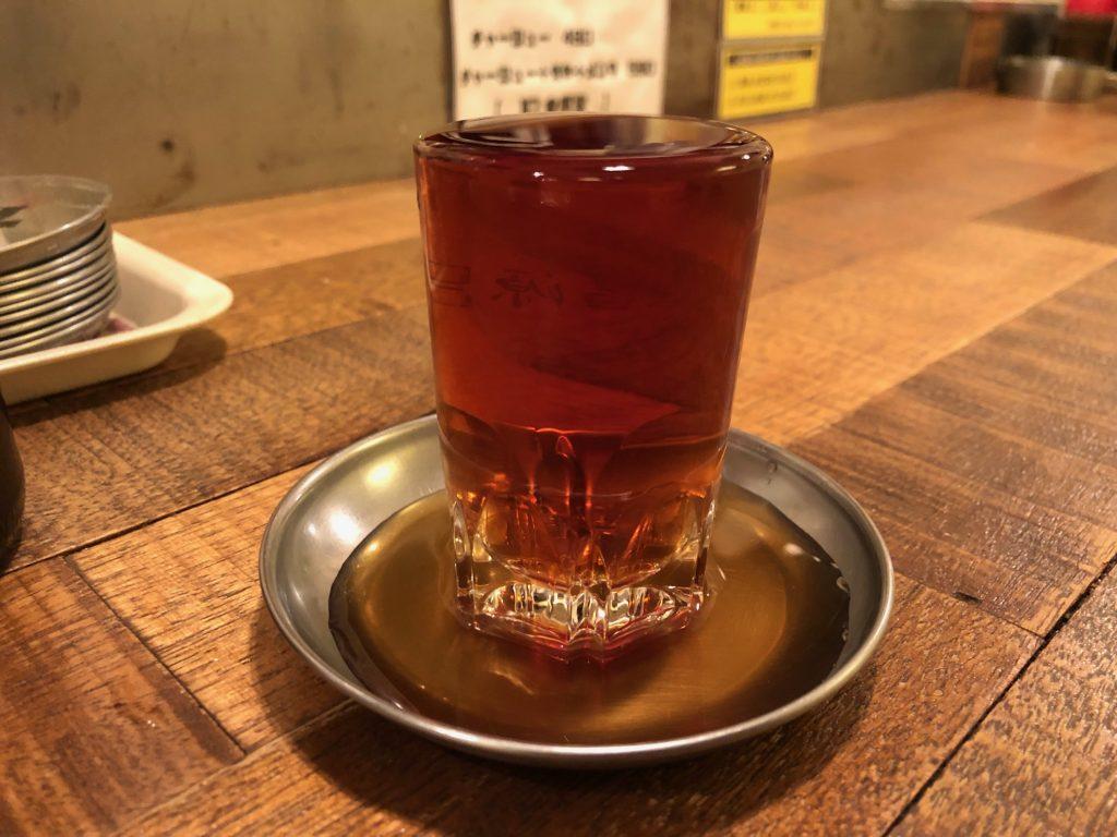 自家製味噌ダレが意外に旨い!「マルジー餃子」(大阪・福島)