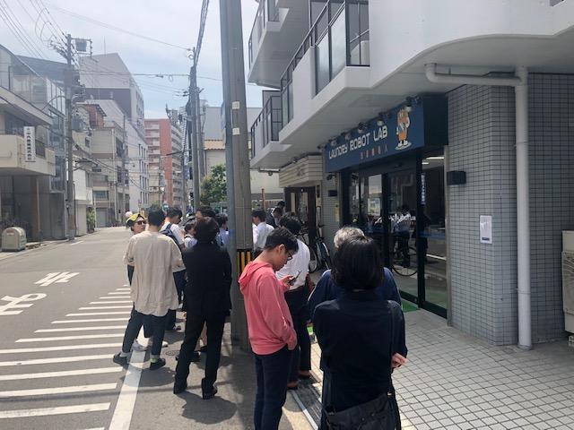 行列覚悟!麻婆豆腐が絶品の「中国菜 オイル」(大阪・福島)へ行ってきた