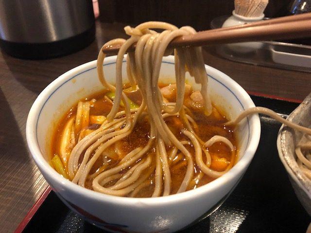 港屋インスパイアに業態チェンジ!「蕎麦 夢うさぎ」(西葛西)