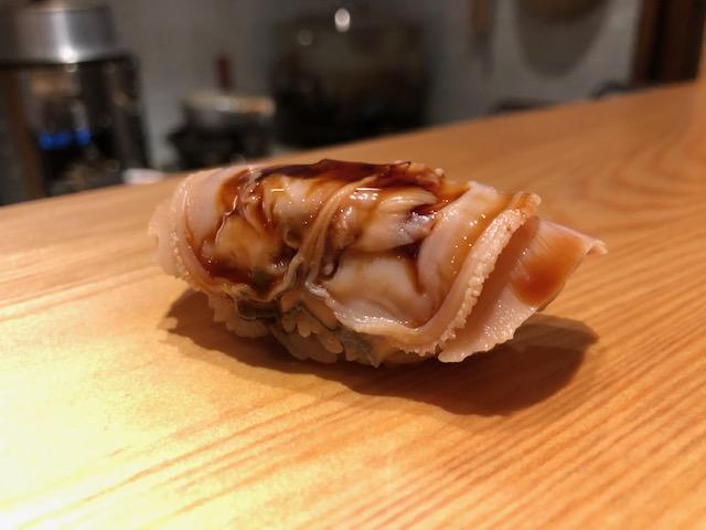 若き大将のシャリのパンチが凄い!「高柿の鮨」(水天宮前)