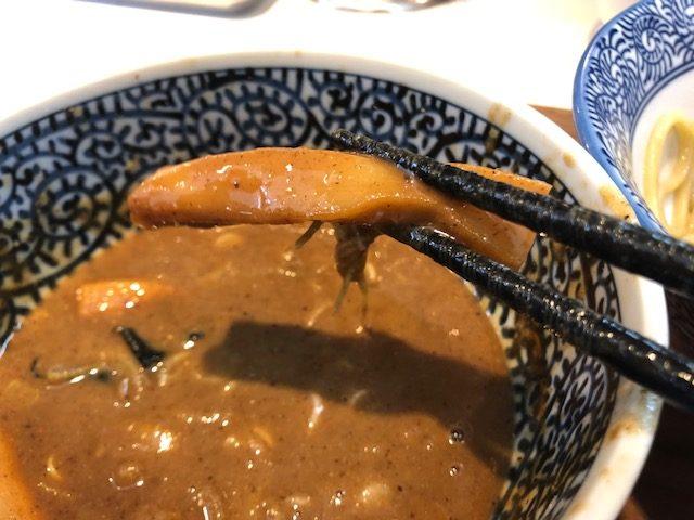 濃厚なつけ麺を食べたかったらオススメ!「豚骨一燈 小岩店」