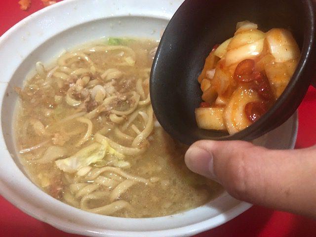 ラーメンとつけ麺を楽しんできました!「ラーメン二郎 札幌店」