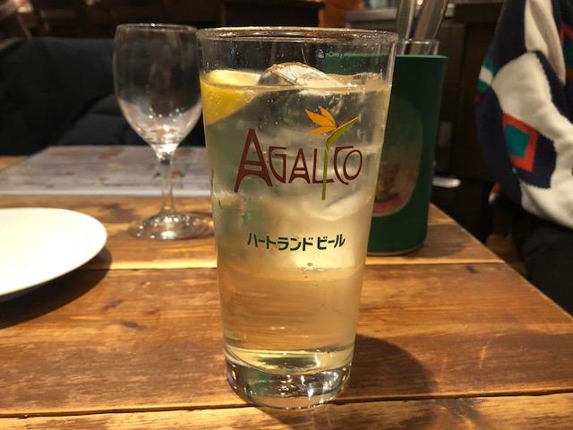池袋No. 1のオリエンタルビストロ!「アガリコ(AGALICO)」